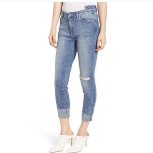 NWT DL1961 Farrow Instaslim Ankle Jeans